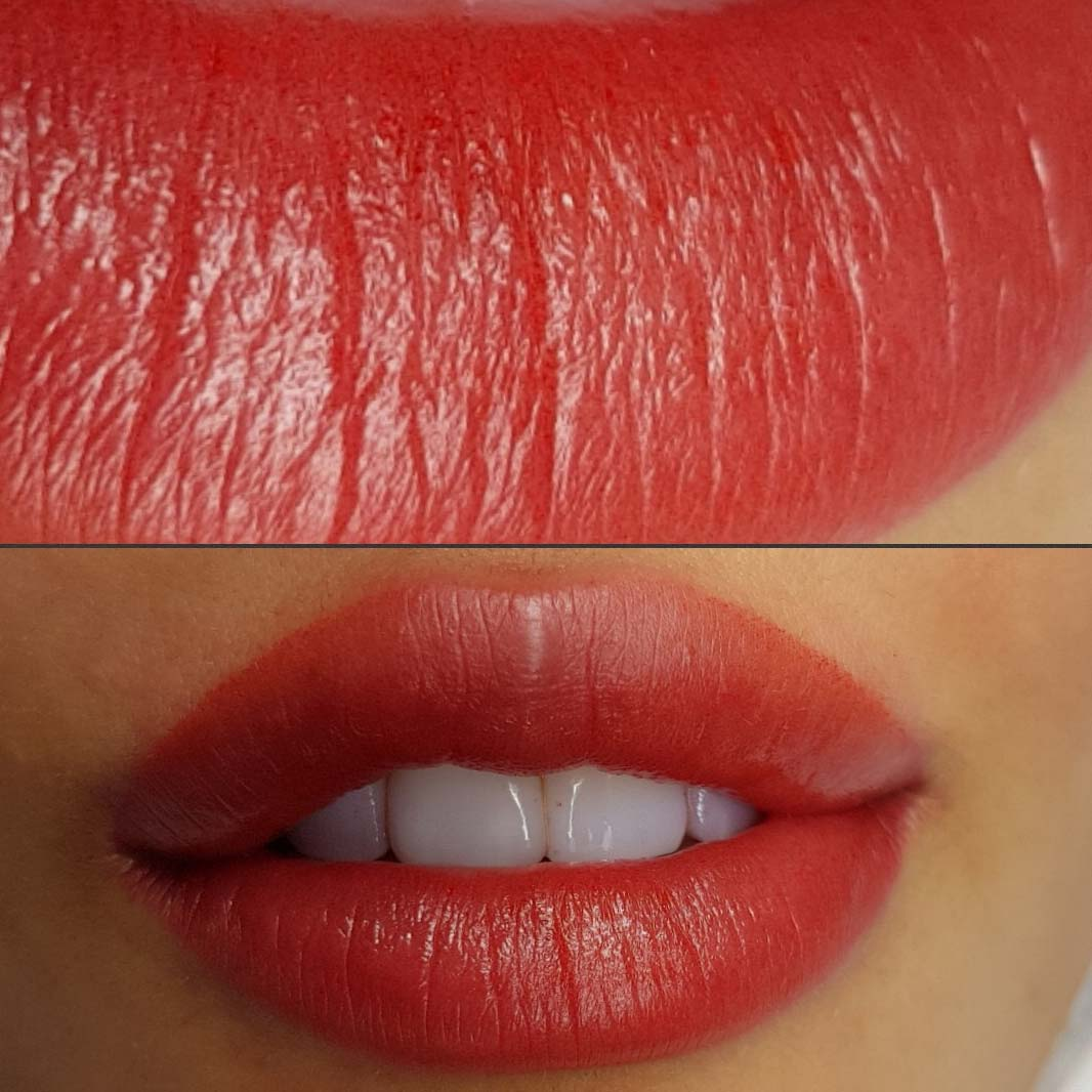 Permanent Makeup Pictures - Lips
